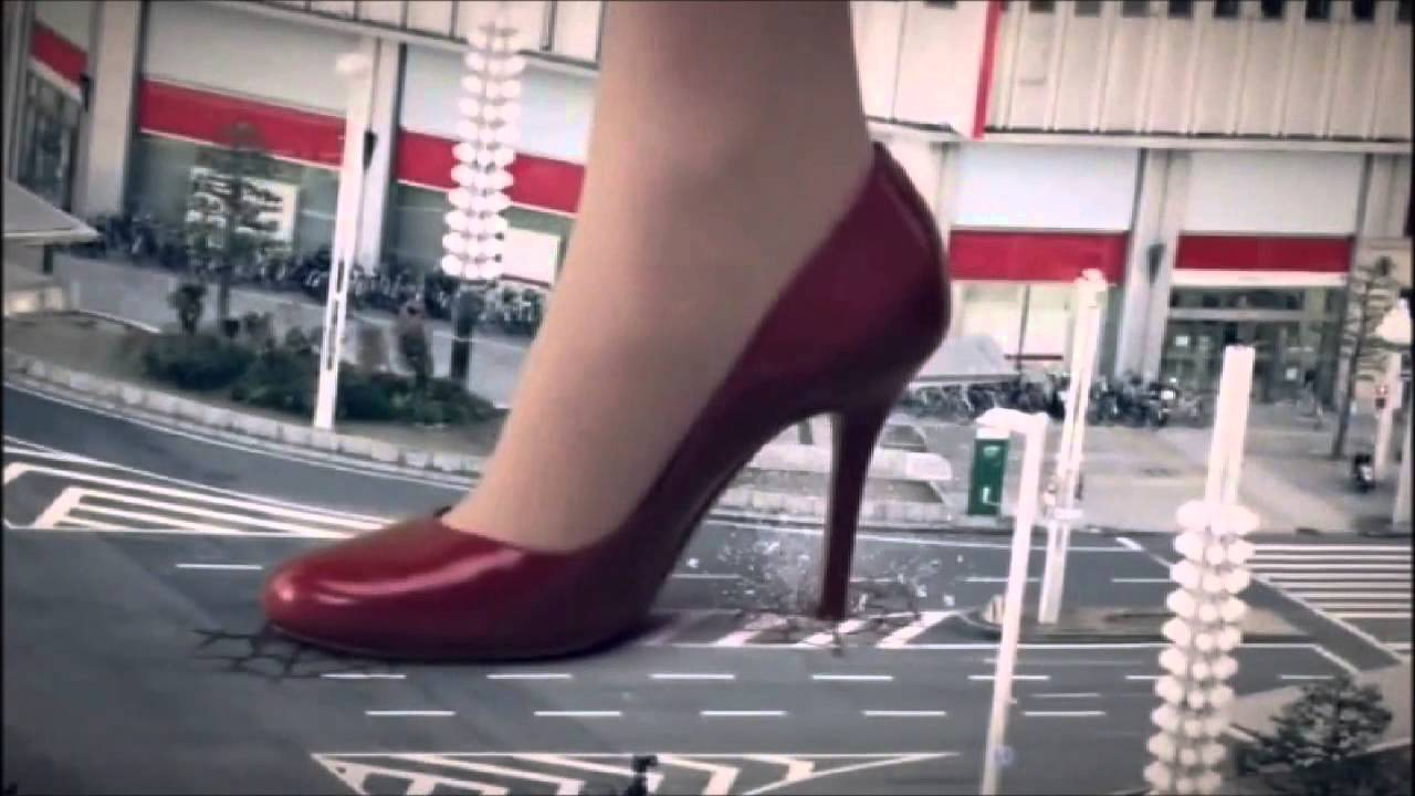 2 Parts Of The Zent Giantess Advert Youtube