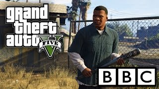 GTA 5 Online - ROCKSTAR GAMES DEMANDA A LA BBC! (GTA V Gameplay)