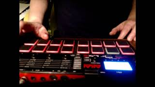 Messing with Akai mpx16