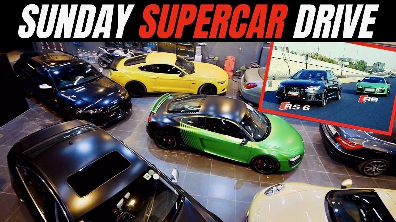 INSANE 750 BHP SUPERCAR KILLER 😍🔥 || 1ST SUNDAY DRIVE AFTER LOCKDOWN