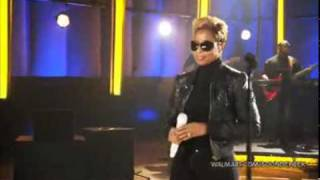 Mary J Blige - Family Affair [ Live Walmart Soundcheck 02/15/2010 ]