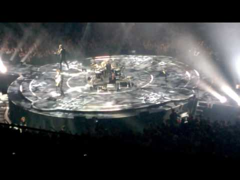Muse Live in Hartwall Areena Helsinki 14.6.2016 Drones World Tour