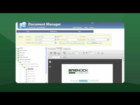Document Management System Demo