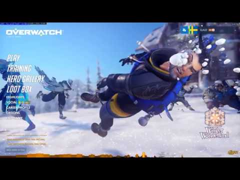 Overwatch on Linux with PCI-passthrough and KVM Looking Glass