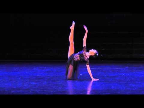 Megan Lau- Breathe Me (lyrical dance)