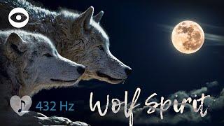 """Wolf Spirit"" - Shamanic Journey Meditation Music | Shamanic Drumming Meditation | Shamanic Healing"