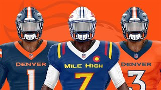 Guess what we got another nfl football uniform redesign video. these ones seem to be the you guys like most so i'm going doing more of the...