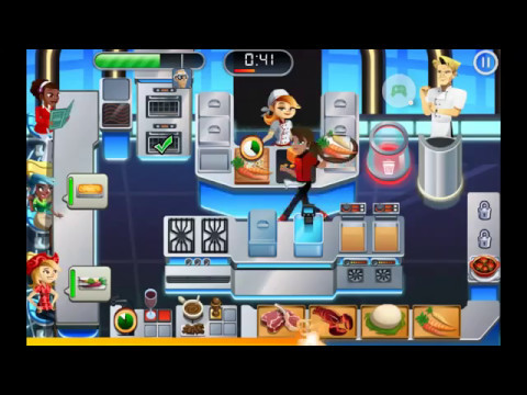 Ramsay Dash - Chef Arena (Wishelin Inspector)