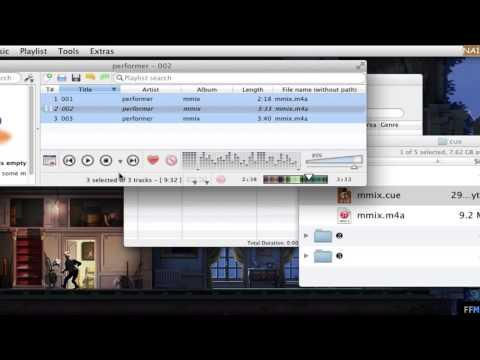 .Cue Player Free on Mac-NA1