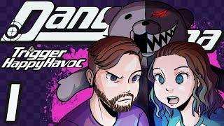 DANGANRONPA [Part 1] - Trigger Happy Havoc