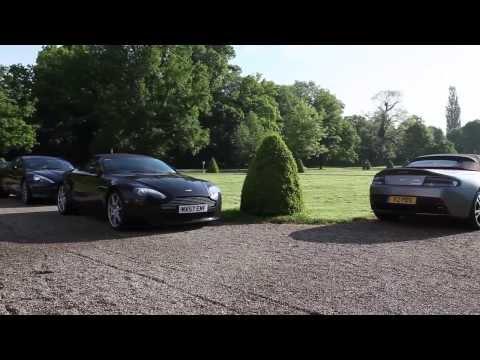 AMOC 100 Years Aston Martin Tour