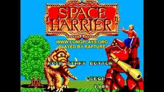 Master System Longplay [096] Space Harrier