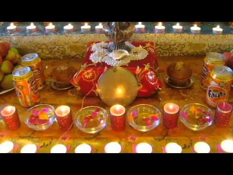 Chöd Chanting by His Holiness Gangri Karma Rinpoche