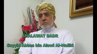 Merdunya Sholawat Badr Sayyid Abbas Bin