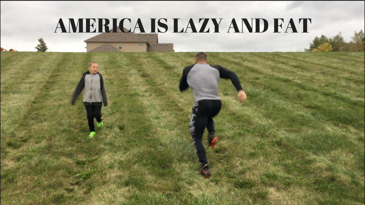 laziness epidemic