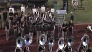 azle high school marching band land of a thousand dances