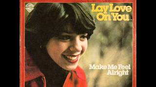Luisa Fernandez - Lay love on you  disco 1978