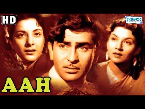 Aah (1953) {HD} | Nargis | Raj Kapoor | Pran | Chitra | Old Classic Bollywood Movie