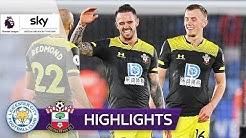 Revanche für Hinspiel-Blamage gelingt | Leicester - Southampton 1:2 | Highlights - Premier League