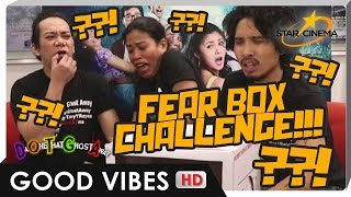 Fear Box Challenge with the P.E.K.T.U.S. Barkada!