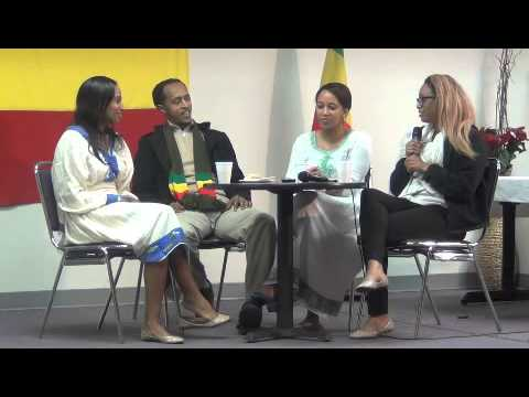 Seattle - Ethiopian American parents and youth stage drama