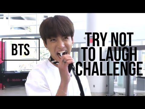 BTS try not to laugh challenge #1 (eng sub)
