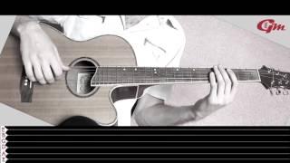 TARAS Обнаженный кайф разбор на гитаре