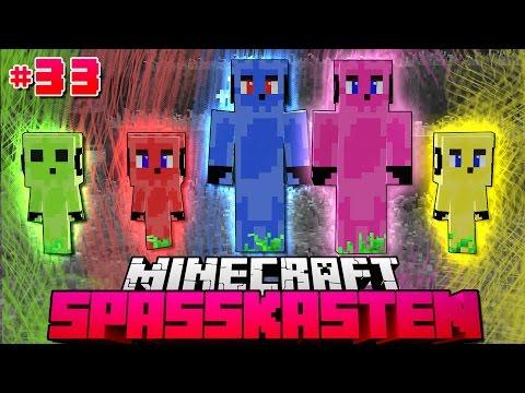 FAMILIE SCHLEIM?! - Minecraft Spasskasten #33 [Deutsch/HD]