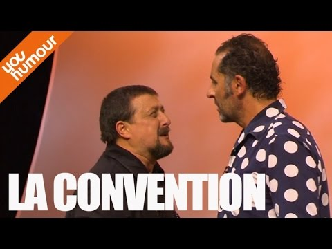 Dau et Catella - La convention