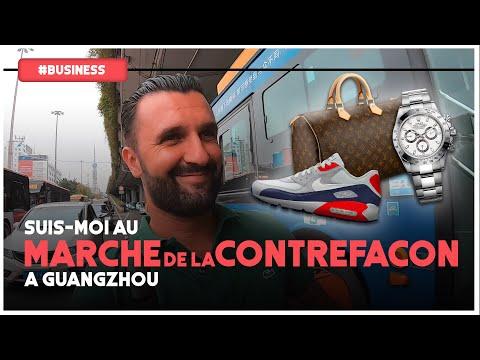 FAKE MARKET À GUANGZHOU 2019 🇨🇳LA CONTREFAÇON EN CHINE