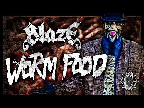 Blaze Ya Dead Homie - Worm Food (Official Music Video) - The Casket Factory