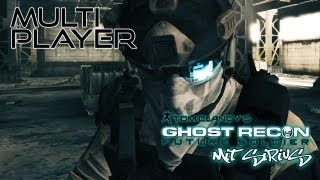 Ghost Recon Future Soldier - Multiplayer Gameplay Vollversion