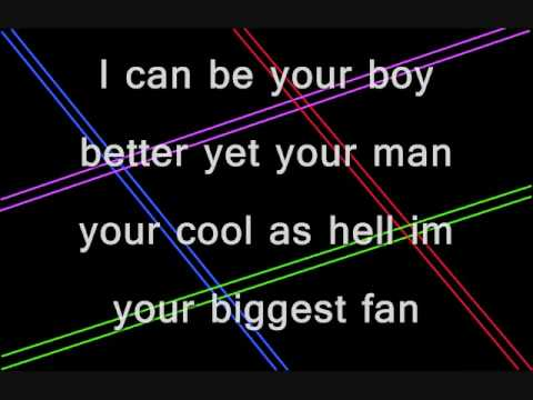 Your Man Down With Webster Lyrics [HQ]