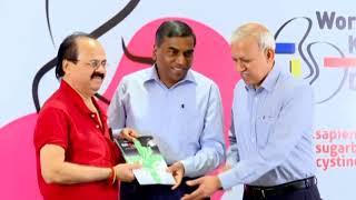 MM Murugappan-Crazy Mohan-Dr Rajan Ravichandran - Sapiens Health Foundation- WKD 2018