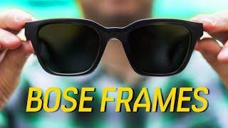 You've Never Heard Sunglasses Like This