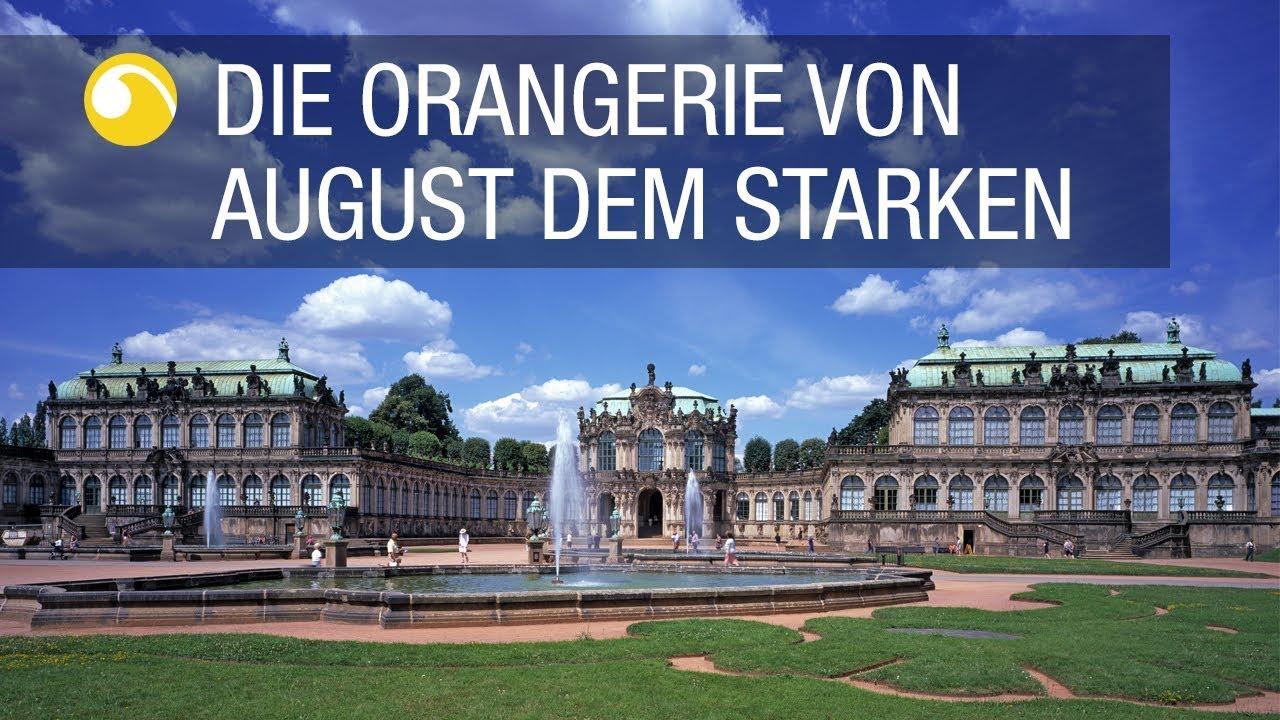 Dresdner Zwinger | Gärten in Sachsen | Schlösserland Sachsen