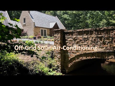 Off Grid Air Conditioning