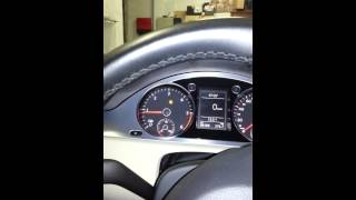 Bruit sifflement (noise) turbo VW Audi 2.0 TDI 136/140 partie 4/4