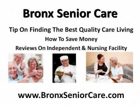 Bronx Care: Bronx Senior Care Independent Assisted Living Retirement Home NY New York