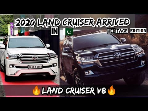 Toyota LandCruiser V8 2020 Heritage Edition  Land Cruise V8 2020 Detailed Review, Price in Pakistan