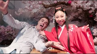 My Husband is Back and We're in China! Visiting EX Boyfriends!