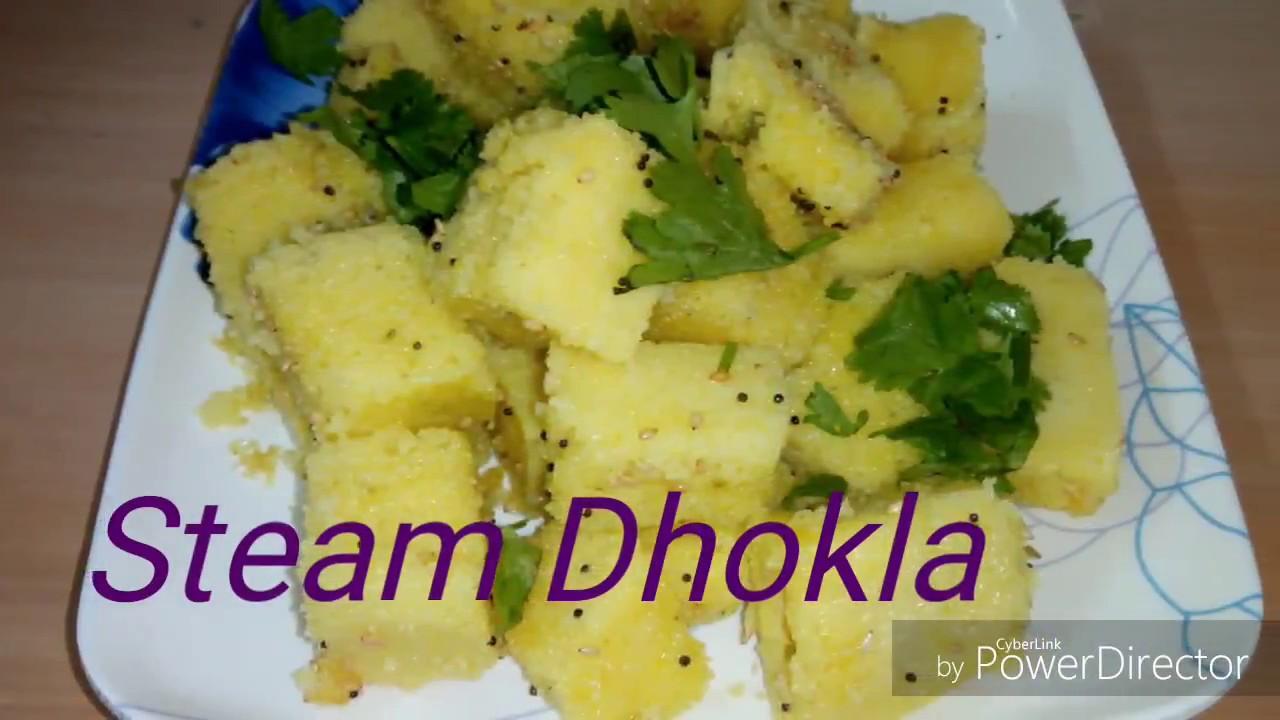Steam dhokla gujrati dhokla khatta dhokla recipe youtube steam dhokla gujrati dhokla khatta dhokla recipe forumfinder Images