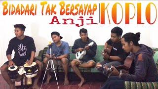 Gambar cover Bidadari Tak Bersayap (Koplo) - Anji cover by GuyonWaton