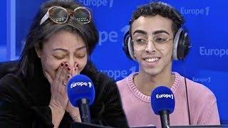 BILAL HASSANI ET SA MAMAN SUR EUROPE 1 (INTERVIEW COMPLÈTE)