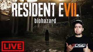Resident Evil 7 LIVE (MADHOUSE Speedrun NG+) - TUTTO IL GIOCO A DIFFICOLTA' MANICOMIO!