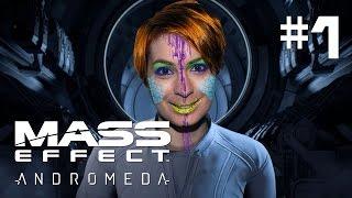 Mass Effect: Andromeda - Part 1!