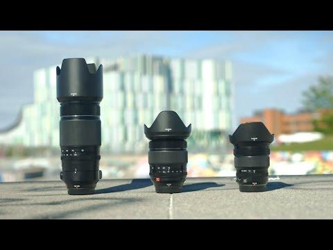 Fuji Guys - Why You Should Go Beyond The Kit Lens - Premium Zoom Lenses