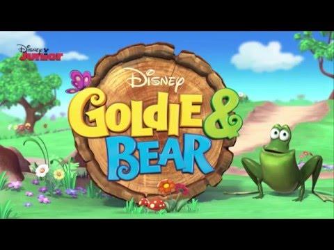 Goldie & Bear   First Look!   Disney Junior UK