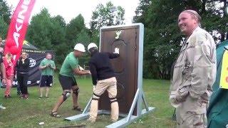 Силовой отжим стальной двери.(, 2015-12-14T17:42:06.000Z)