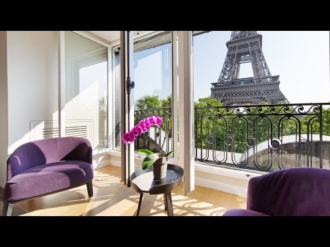 8 Modern Apartments in Paris